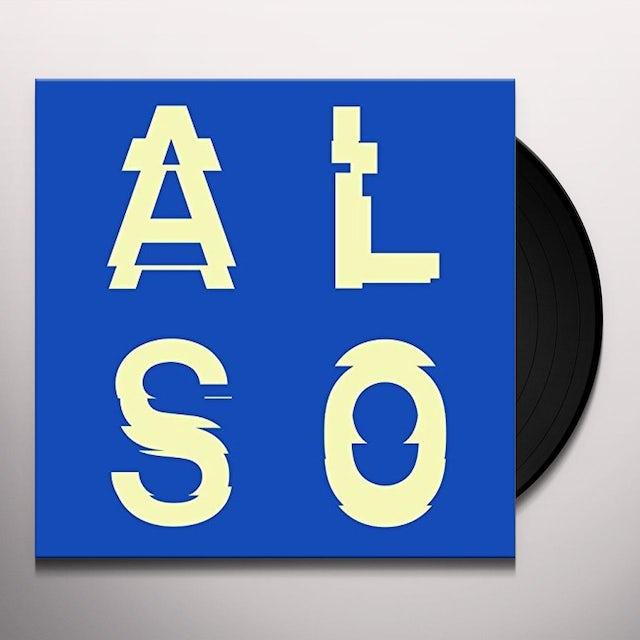 SECOND STOREY & APPLEBLIM ALSO EP 03 Vinyl Record