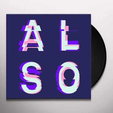 SECOND STOREY & APPLEBLIM ALSO Vinyl Record - UK Release