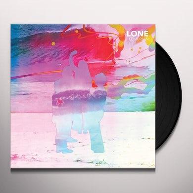 Lone LEMURIAN Vinyl Record - UK Release