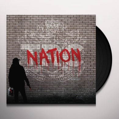 Trc NATION Vinyl Record