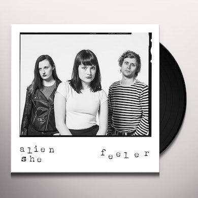 Alien She FEELER Vinyl Record