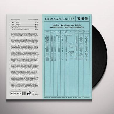 Ulrika Spacek SUGGESTIVE LISTENING Vinyl Record