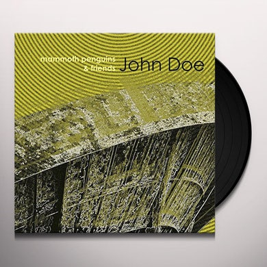 Mammoth Penguins & Friends JOHN DOE Vinyl Record