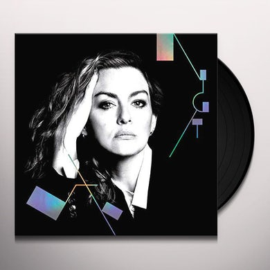 Sarah Nixey NIGHT WALKS Vinyl Record