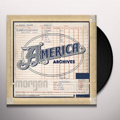 America ARCHIVES Vinyl Record