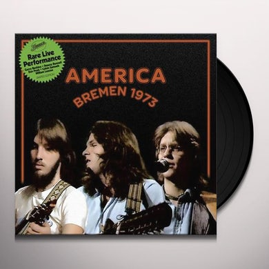 LIVE IN BREMEN 1973 Vinyl Record