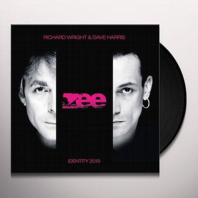 ZEE (WRIGHT,RICHARD  / David) Harris IDENTITY 2019 Vinyl Record