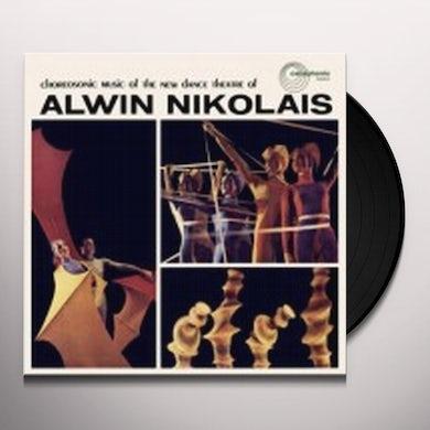 Alwin Nikolais CHOREOSONIC MUSIC OF THE NEW DANCE THEATRE OF Vinyl Record
