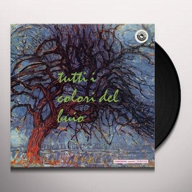 Bruno Nicolai ALL THE COLOURS OF THE DARK Vinyl Record