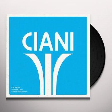Suzanne Ciani  LIBERATOR Vinyl Record