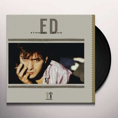 Etienne Daho POP SATORI Vinyl Record