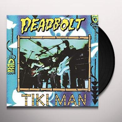 TIKI MAN Vinyl Record