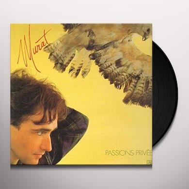 Jean Louis Murat PASSIONS PRIVEES Vinyl Record