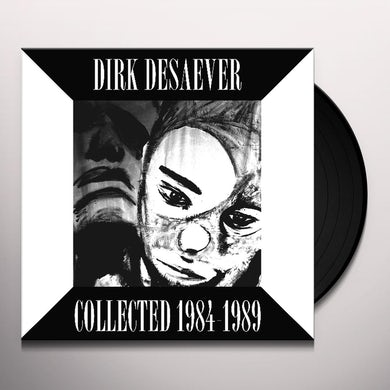 Dirk Desaever COLLECTED 1984-1989 (LONG PLAY) Vinyl Record