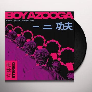 Boy Azooga 1 2 KUNG FU Vinyl Record