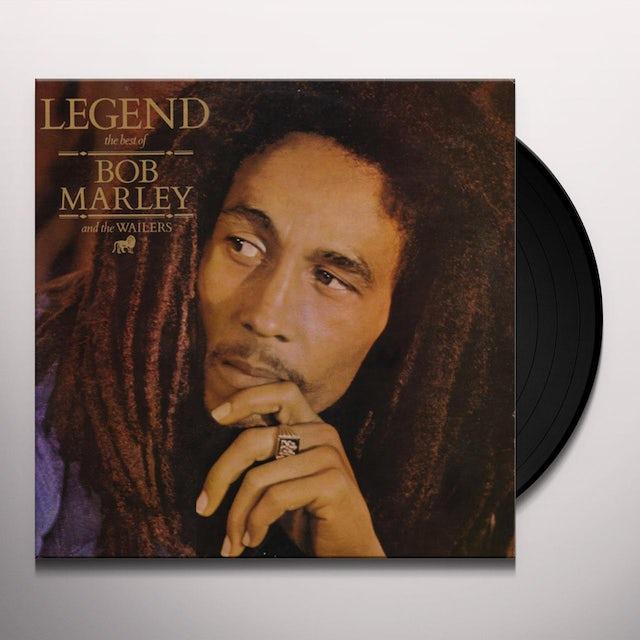 Bob Marley Legend - Island 50th Anniversary Special Edition LP Vinyl Record