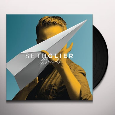 Seth Glier BIRDS (LP) Vinyl Record