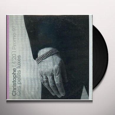 CES PETITS LUXES Vinyl Record