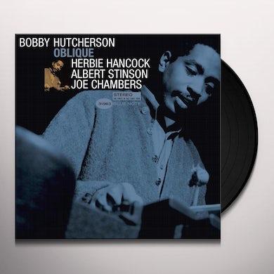 Bobby Hutcherson Oblique (Blue Note Tone Poet Series) Vinyl Record