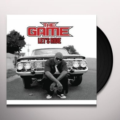 The Game LET'S RIDE (UK) (Vinyl)