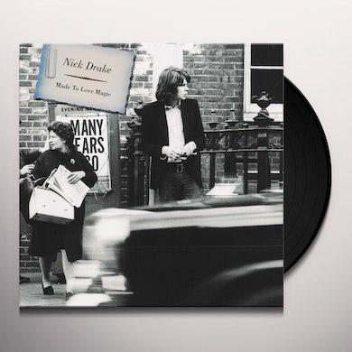 Nick Drake MADE TO LOVE MAGIC Vinyl Record