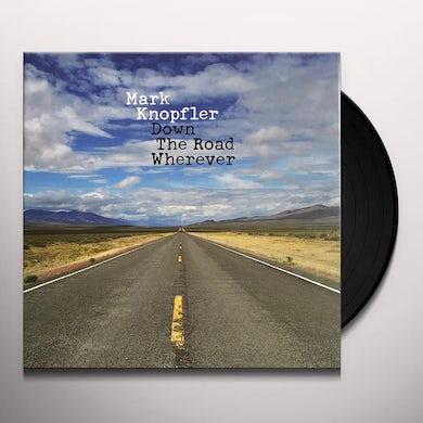 Down The Road Wherever (3 LP/CD Box Set) Vinyl Record