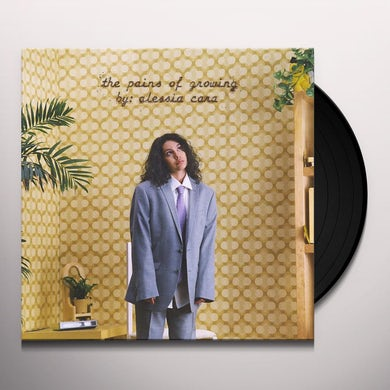Alessia Cara PAINS OF GROWING Vinyl Record
