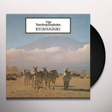 Teardrop Explodes KILIMANJARO Vinyl Record