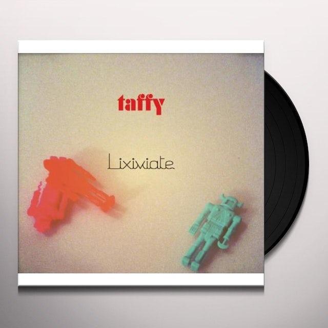 Taffy LIXIVIATE Vinyl Record