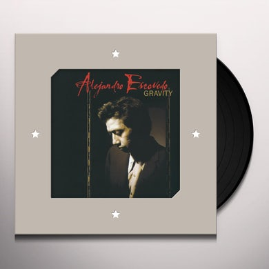 Alejandro Escovedo GRAVITY Vinyl Record