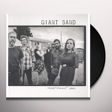 Giant Sand HEARTBREAK PASS Vinyl Record