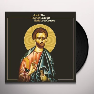 Justin Townes Earle Saint Of Lost Causes Vinyl Record