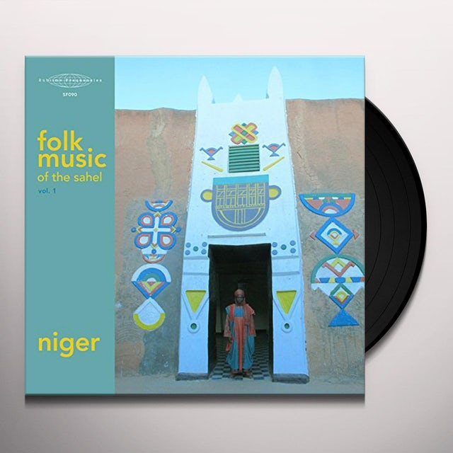 FOLK MUSIC OF THE SAHEL 1: NIGER / VARIOUS Vinyl Record