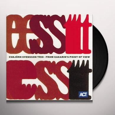 Esbjoern Trio Svensson FROM GARGARIN'S POINT OF VIEW (GER) Vinyl Record