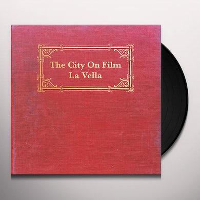CITY ON FILM LA VELLA Vinyl Record