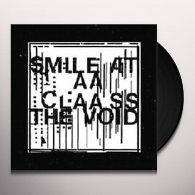 Claass Ringer SMILE AT THE VOID Vinyl Record