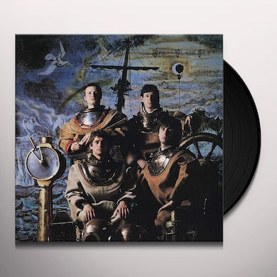 XTC BLACK SEA Vinyl Record