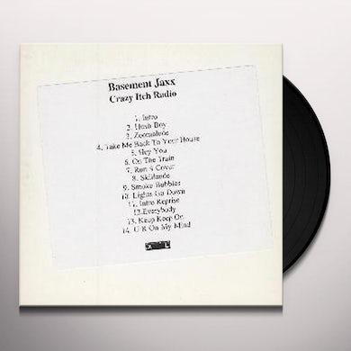 Basement Jaxx CRAZY ITCH RADIO Vinyl Record