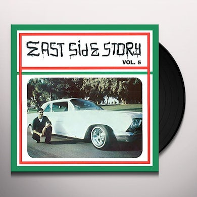 East Side Story 5 / Various Vinyl Record