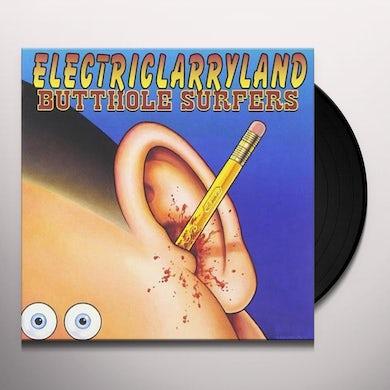 Butthole Surfers ELECTRICLARRYLAND Vinyl Record