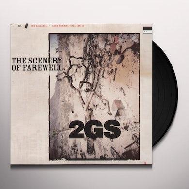 Two Gallants SCENERY OF FAREWELL Vinyl Record