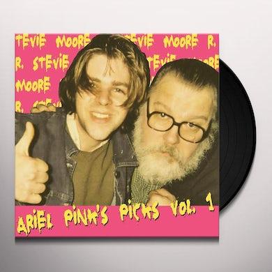 R. Stevie Moore ARIEL PINKS PICKS 1 Vinyl Record