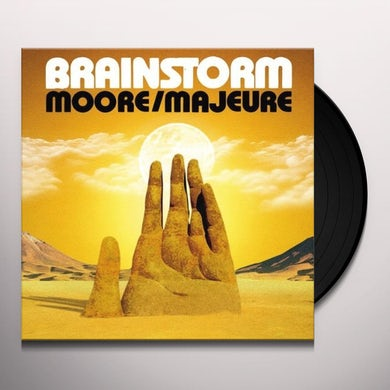 Steve Moore/Majeure BRANSTORM Vinyl Record