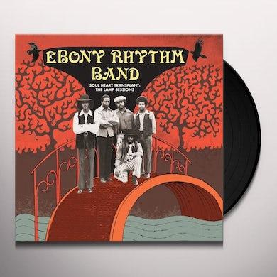 Ebony Rhythm Band SOUL HEART Vinyl Record