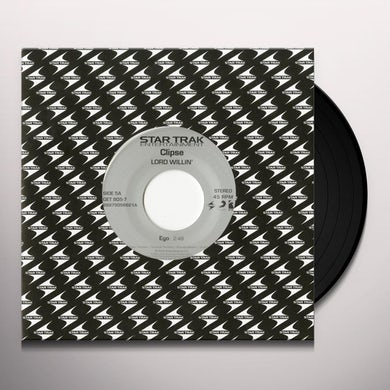 Clipse EGO / COMEDY CENTRAL Vinyl Record