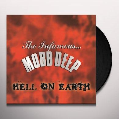 Mobb Deep HELL ON EARTH Vinyl Record