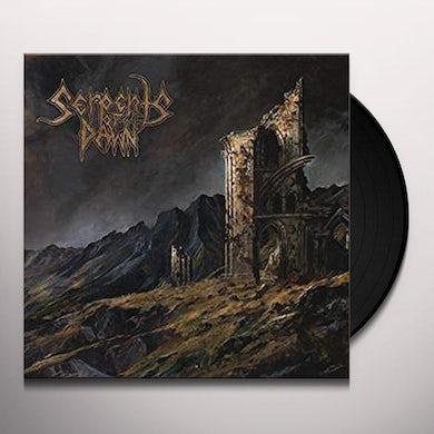 Serpents Of Dawn INTO THE GARDEN Vinyl Record