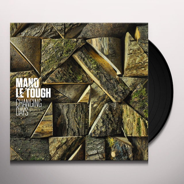 Mano Le Tough CHANGING DAYS Vinyl Record