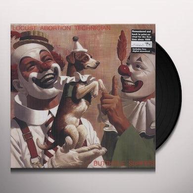 Butthole Surfers LOCUST ABORTION TECHNICIAN Vinyl Record