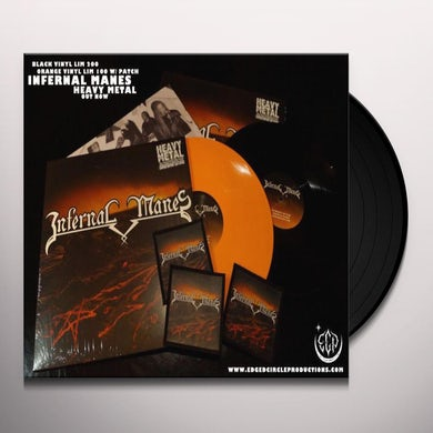 Infernal Manes Vinyl Record